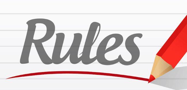 domain choosing rules
