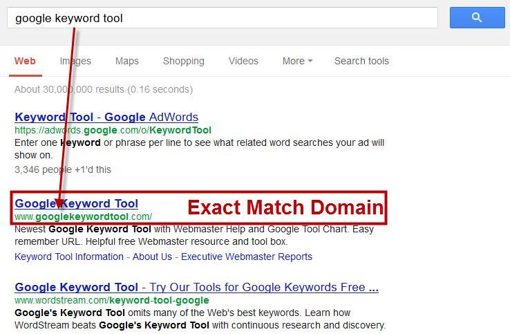 exact-match-domain-update